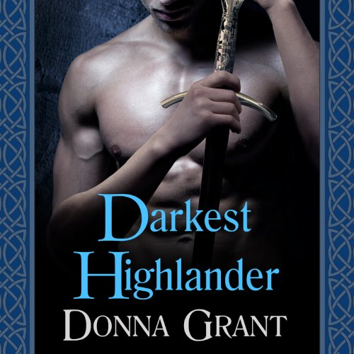 Darkest Highlander audiobook cover art
