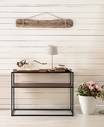 Zinus Kay Modern Studio Collection Sofa / Hallway / Entryway / Console Table