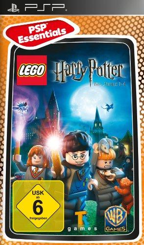 Lego Harry Potter - Die Jahre 1 - 4 [Essentials] - [Sony PSP]