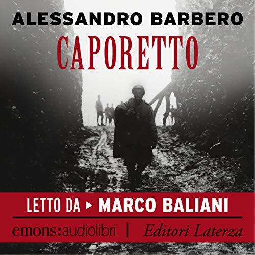 Caporetto audiobook cover art