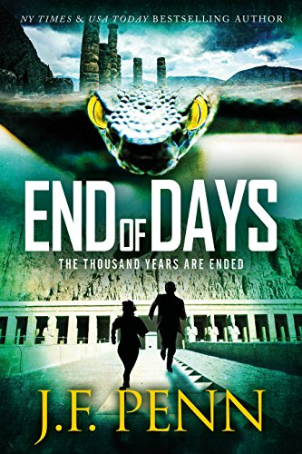End of Days (ARKANE Book 9) by [J.F. Penn]