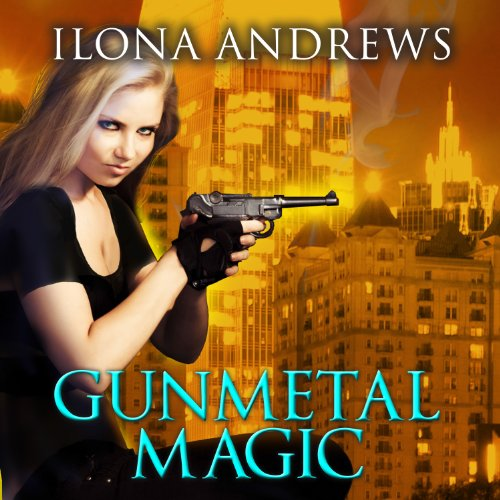 Gunmetal Magic Titelbild
