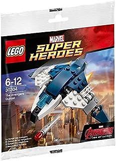 LEGO Super Heroes: La Avengers Quinjet Establecer 30304