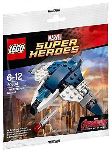 LEGO Super Heroes 30304 The Avengers Quinjet im Polybeutel