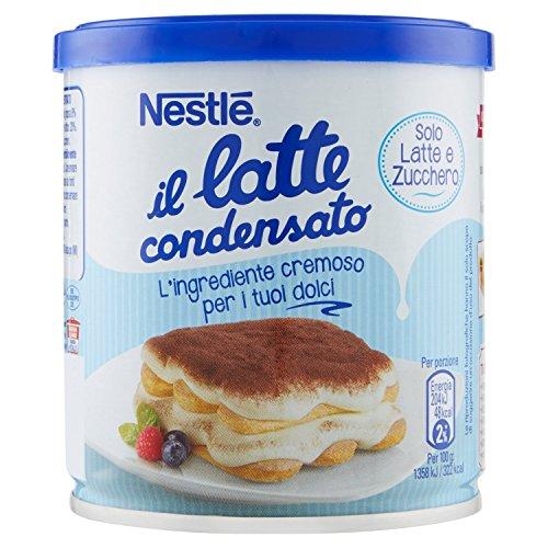 latte condensato lidl