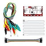 NIDONE Clips DE COMBINADOR con Cable USB MK Deluxe Kit Doble TIENDO PRODUCIONES DE PAZONES DE PASEJO Compatible con ARDUINO
