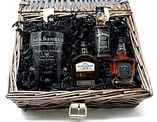 Personalised Jack Daniels Premium Gift Hamper