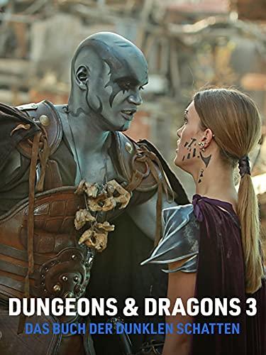 Dungeons & Dragons 3: Das Buch der dunklen Schatten