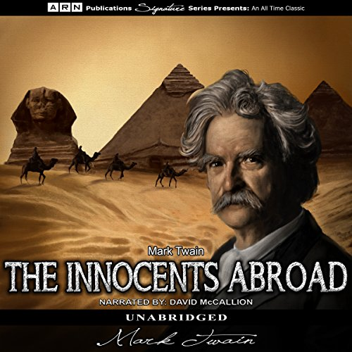 Couverture de The Innocents Abroad