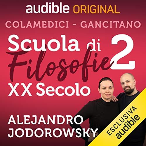 Alejandro Jodorowsky copertina