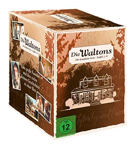 Produktbild von Die Waltons – Die komplette Serie (Staffel 1-9) (exklusiv bei Amazon.de) [Limited Edition] [58 DVDs]