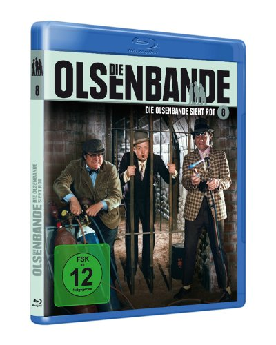 Die Olsenbande sieht rot [Blu-ray]