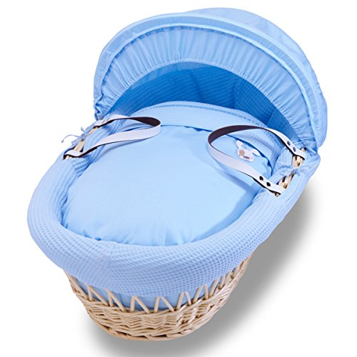 Izziwotnot couffin bleu