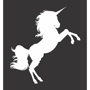Fantasy Tribal Unicorn Magic Horse Car Truck Laptop Vinyl Decal Sticker