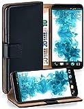 MoEx® Book-style flip case to fit HTC U12+ | Card/money