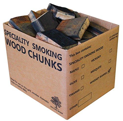 Tronçons de bois pour barbecue – 5 kg