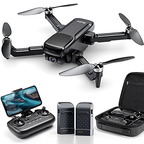 Ruko U11 Pro Drone for Adults, GPS Drone with 4K UHD Camera, Quadcopter with Brushless Motor, Auto...