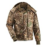 Best Hunting Gears - Guide Gear Men's Dry Hunting Parka, Insulated Waterproof Review