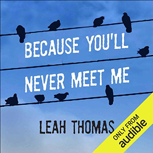 Because You'll Never Meet Me cover art