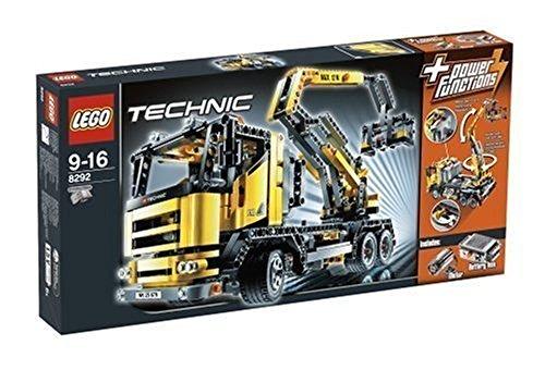 LEGO Technic 8292 - Truck mit Hebebühne