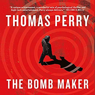 The Bomb Maker                   By:                                                                                                                                 Thomas Perry                               Narrated by:                                                                                                                                 Joe Barrett                      Length: 10 hrs and 37 mins     659 ratings     Overall 4.2