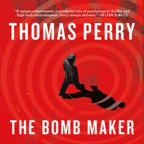 The Bomb Maker audiobook cover art