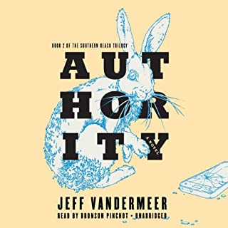 Authority audiobook cover art