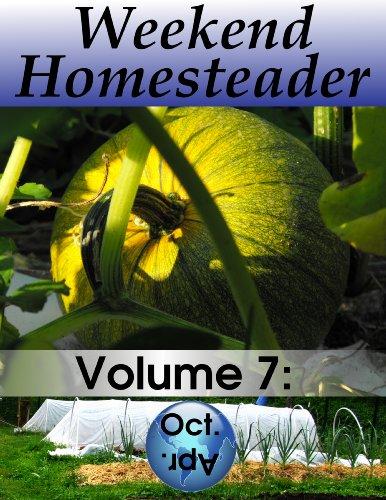 Weekend Homesteader: October by [Anna Hess]