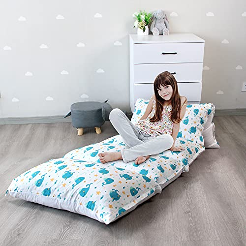king pillow for kids Floor Lounger (Requires 5 King Size Pillows) Cover, 88