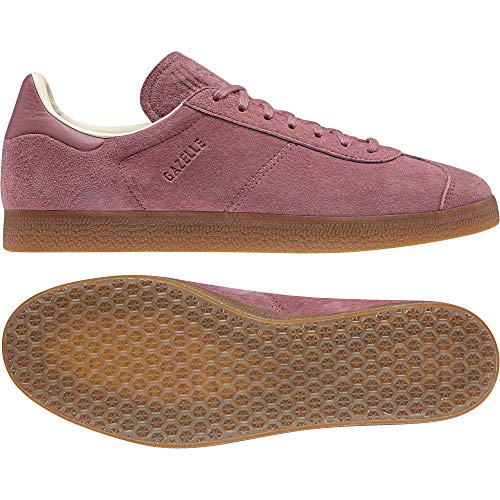 Adidas Gazelle, Zapatos de Escalada para Niños, Multicolor (Gr A TR A/Tincru/Gum3 000), 35.5 EU