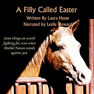 A Filly Called Easter audiobook cover art