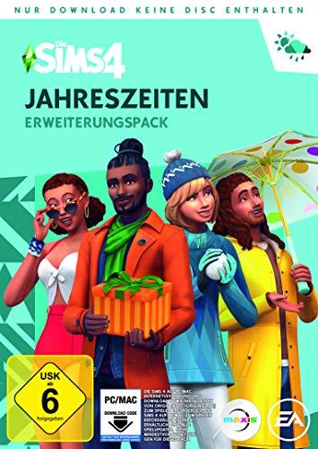 Die Sims 4 - Jahreszeiten (EP 6) [PC - Code in der Box]