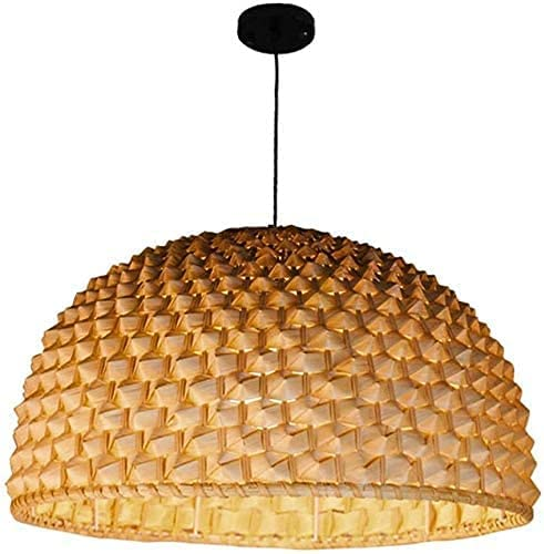 YMLSD Max 65% OFF Chandeliers Ceiling Lighting Bamboo Credence Table Round Chandelier