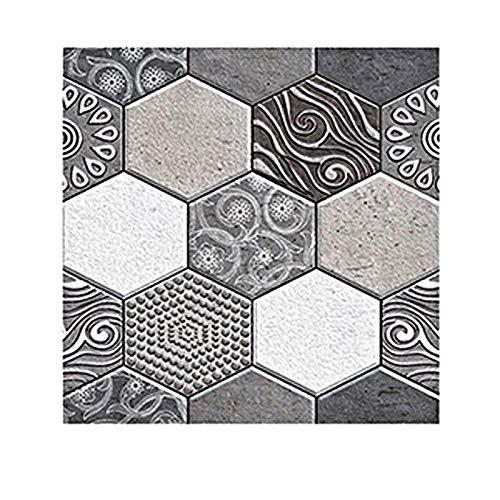 TaoToa - Adhesivo de vinilo adhesivo para pared (PVC, impermeable)