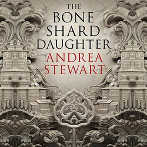 Couverture de The Bone Shard Daughter