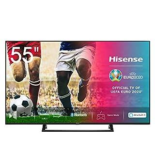 Hisense 55AE7200F: 4K-TV, 55 Zoll, Frameless, Mittelfuß