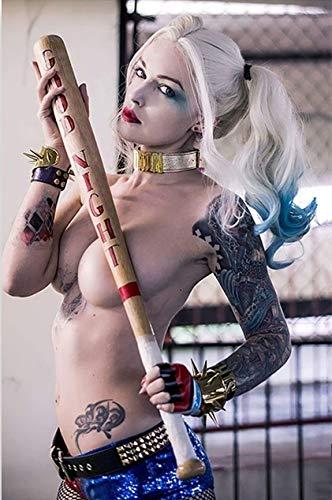51VuIRvaMjL Harley Quinn Paintings