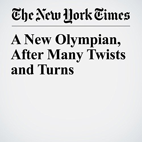 A New Olympian, After Many Twists and Turns copertina