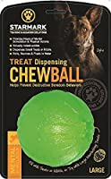 Treat Dispensing Chew Ball Large [並行輸入品]