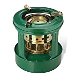ttnight Handy Portable Outdoor 8 Wicks Kerosene Hiking Burner Camping Stove Heaters (Olive)