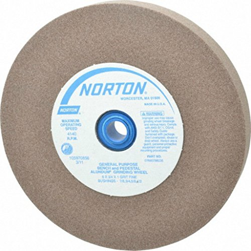 Norton 5' Wheel - 100 grit Sharpening Wheel - fits the Twice as Sharp