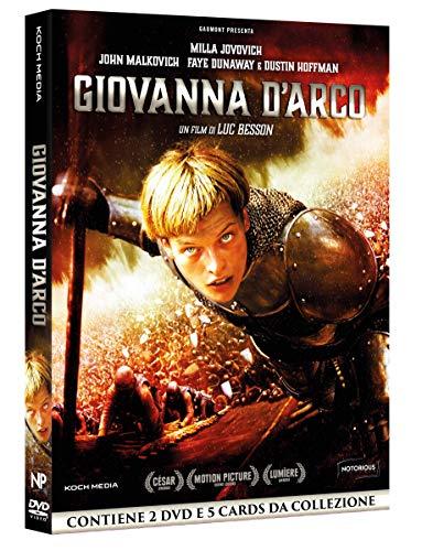 Giovanna D'Arco (2 DVD + 5 Cards)