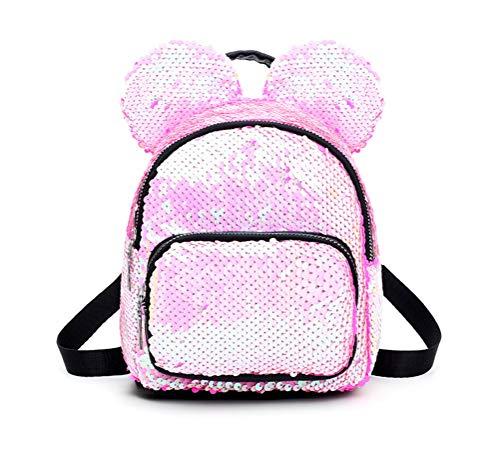 Kinderrucksack Baby Paillette Rucksack Kindertasche Kindergartentasche für Mädchen