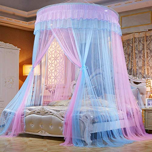Best Prices! LBSX 1.5m Large Mosquito Net for Single to King Size Beds, Conical Netting, Spacious Ca...