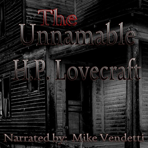 The Unnamable cover art