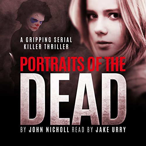 Portraits of the Dead audiobook cover art