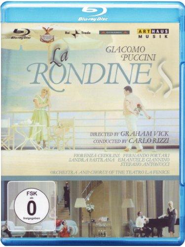 La Rondine [Blu-Ray] [(+Booklet)]