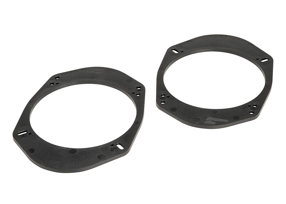 "SCOSCHE SAMA651 1998 to 2015 Select Mazda 6.5"" Front Door Speaker Adapter Pair"
