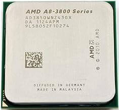AMD A8-Series A8-3850 Quad-Core CPU 2.9G Desktop Set Display APU AD3850WNZ43GX A8 3850 Socket FM1 905pin