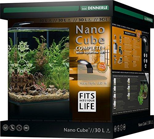 Dennerle Nano Aquarium 30 Liter – Komplett-Set - 2